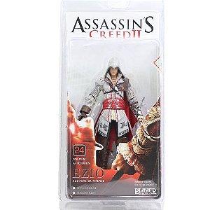 Action Figure Ezio Assassin's Creed II Ver. Auditore Da Firenze - Games Geek