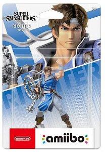 Amiibo Richter Nintendo WiiU Switch - Games Geek