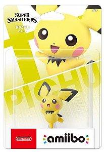 Amiibo Pichu Pokémon Nintendo WiiU Switch - Games Geek