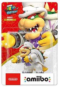 Amiibo Bowser Mario Odyssey Nintendo WiiU Switch - Games Geek