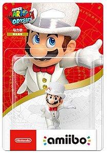 Amiibo Mario Ver. Mario Odyssey Nintendo WiiU Switch - Games Geek