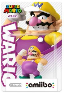 Amiibo Wario Super Mario Nintendo WiiU Switch - Games Geek
