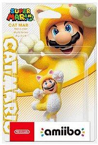 Amiibo Cat Mario Super Mario Nintendo WiiU Switch - Games Geek