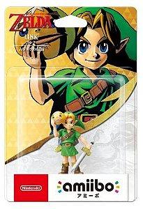 Amiibo Link Zelda Majora's Mask Nintendo WiiU Switch - Games Geek
