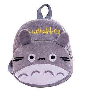 Mochila Infantil Plush Totoro - Escolar