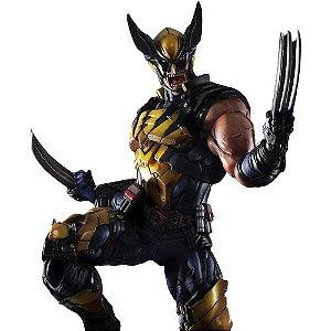 Action Figure Wolverine 26 Cm Articulado Arts Kai Variant - X-Men