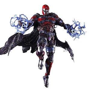 Action Figure Magneto 27 Cm Articulado Arts Kai Variant - X-Men