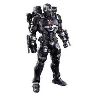 Action Figure War Machine 25 Cm Articulado Arts Kai Variant Iron Man