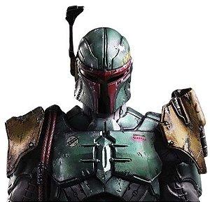 Action Figure Boba Fett 26 Cm Articulado Arts Kai Variant - Star Wars