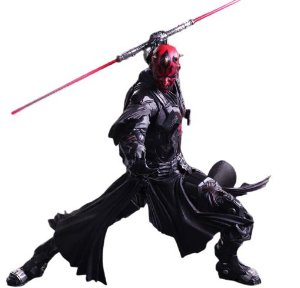 Action Figure Darth Maul 26 Cm Articulado Arts Kai Variant - Star Wars