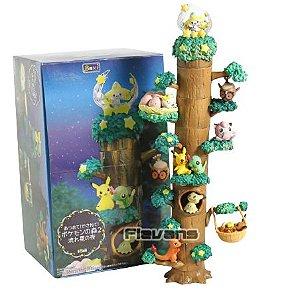 Diorama Forest Pokémon Volume 2 - Animes Geek