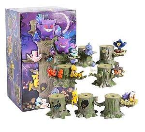Diorama Forest Pokémon Volume 3 - Animes Geek