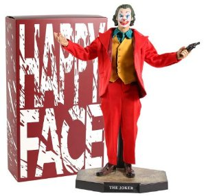 Action Figure Joker Coringa 1/6 Joaquin Phoenix 30 Cm - Dc Comics