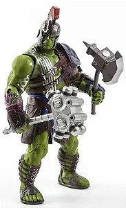Action Figure Hulk Gladiador Thor Ragnarok 20 Cm