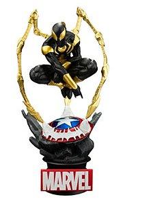 Figure Estátua Iron Spider Man Marvel Comics - Beast Kingdom