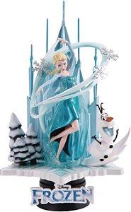 Figure Estátua Elsa Frozen Disney - Beast Kingdom