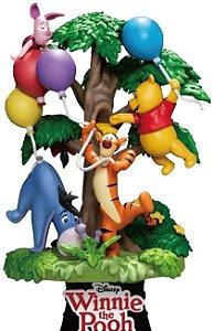 Figure Estátua Ursinho Pooh Disney - Beast Kingdom