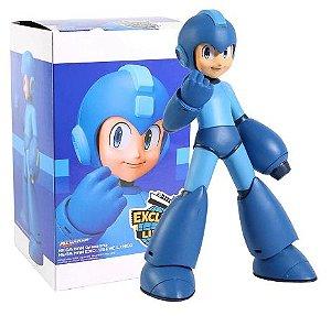 Figure Estátua Mega Man 22 Cm Exclusive Lines - Games Geek
