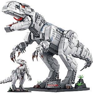 Indominus Rex 2108 peças 30 Cm - Blocos de montar