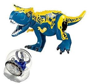 Kit Jurassic Park Blocos de Montar Modelo 9 - Cinema Geek