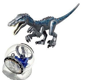 Kit Jurassic Park Blocos de Montar Modelo 11 - Cinema Geek