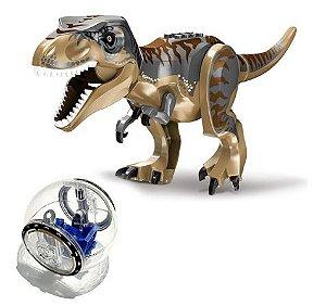 Kit Jurassic Park Blocos de Montar Modelo 13 - Cinema Geek