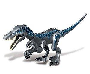 Alossauro 28 Cm de Comprimento Jurassic Park - Blocos de Montar