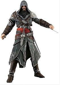 Action Figure Articulado Ezio Assassin's Creed - Auditore Da Firenze - Games Geek