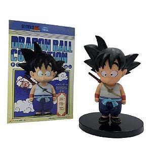 Figure Estátua Kid Goku 13Cm Dragon Ball - Animes Geek
