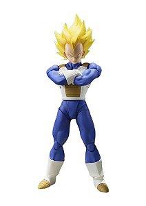 Action Figure Vegeta Super Sayajin DBZ - Original Bandai
