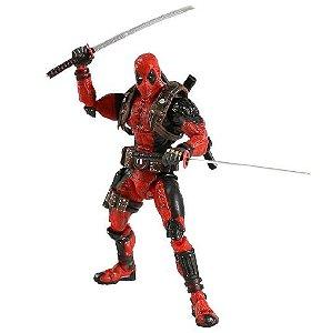 Action Figure Deadpool 18Cm Articulado X-Men - NECA