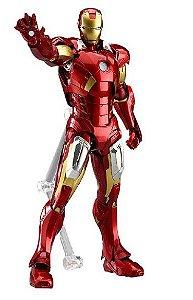 Boneco Articulado Homem de Ferro Action Figure 15Cm Avengers - Cinema Geek
