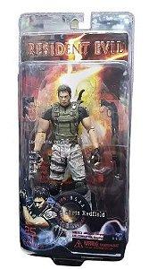 Action Figure Chris Redfield 18Cm Resident Evil - Geek Gamer