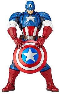 Action Figure Capitão América Amazing Yamaguchi - Avengers