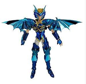 Io de Scylla Action Figure Blue Version - Cavaleiros do Zodíaco