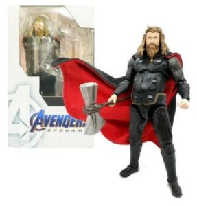 Action Figure Thor Gordo Marvel Avengers - Cinema Geek