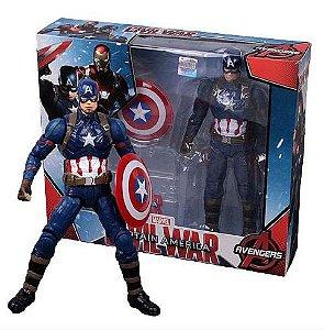 Action Figure Capitão América Civil War - Avengers