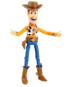 Action Figure Xerife Woody - Toy Story