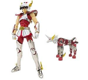 Action Figure Seiya de Pégaso 20Cm - Cavaleiros do Zodíaco