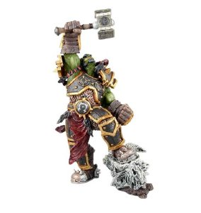 Action Figure Thrall 25Cm World Of Warcraft - Games Geek