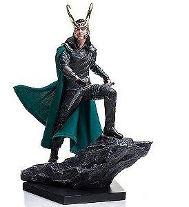 Figure Estátua Loki 25Cm - Thor Ragnarok