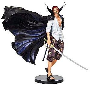 Figure Estátua Shanks 20 CM - One Piece