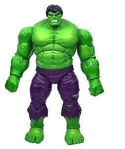 Action Figure O Incrível Hulk Articulado 23Cm - Animes Geek