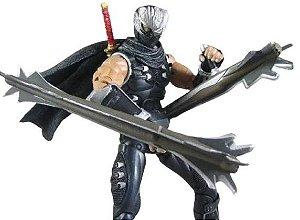 Action Figure Ninja Gaiden 18Cm Ryukenden - Games Geek