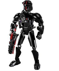 Blocos de Montar Fighter Pilot 94 peças - Star Wars