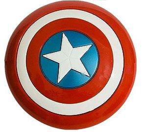 Escudo Cosplay Capitão América 30Cm - Marvel Comics