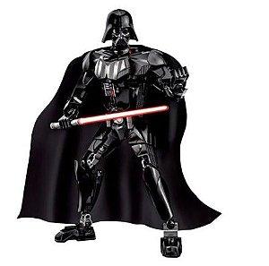 Blocos de Montar Darth Vader 160 peças - Star Wars