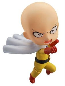 Mini Figure Saitama One Punch Man 10Cm - Animes Geek