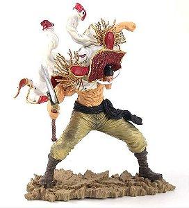Figure Estátua Edward Newgate Barba Branca 26Cm - One Piece