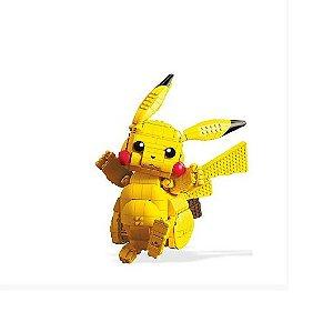 Blocos de Montar Jumbo Pikachu 806 Peças - Pokémon